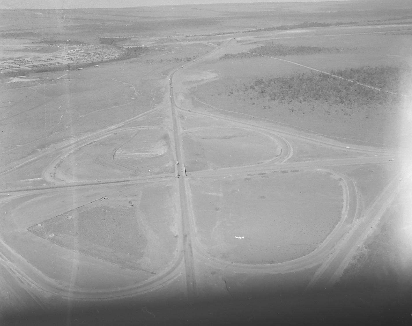 Construção de Brasília (DF) na década de 1950 e Plano Piloto atualmente