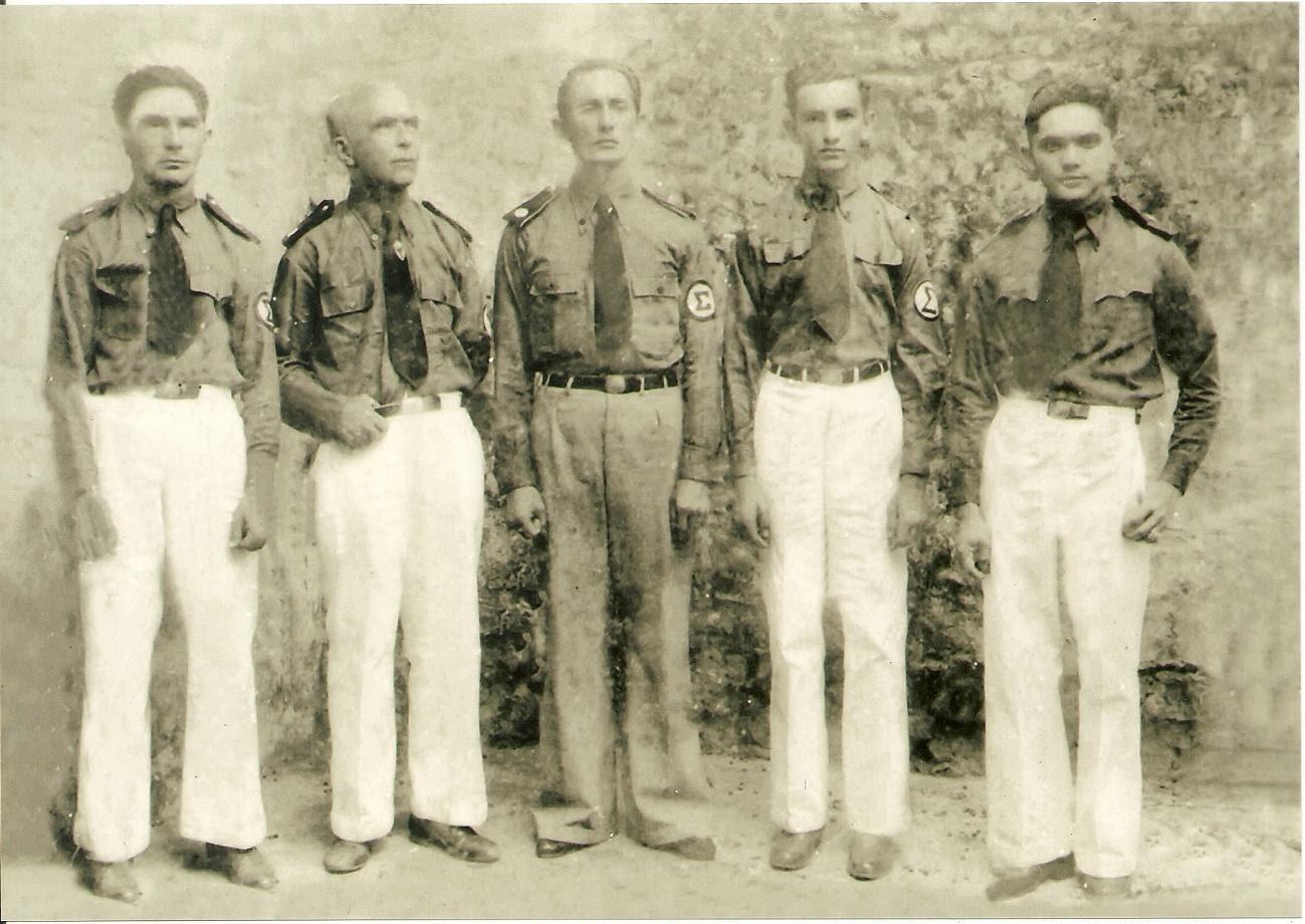 Integralistas de Viçosa, Ceará.