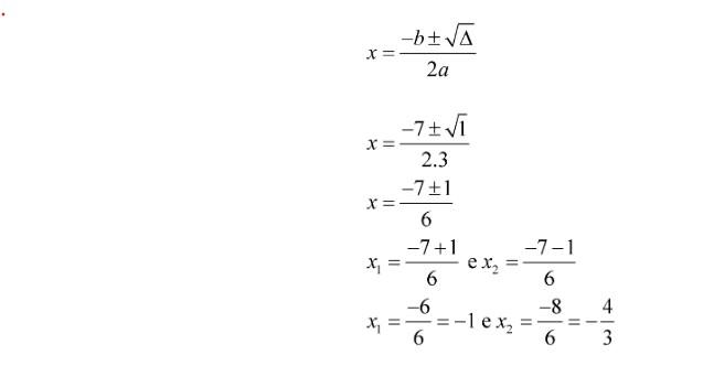 Fórmula de Bháskara - Ft 02