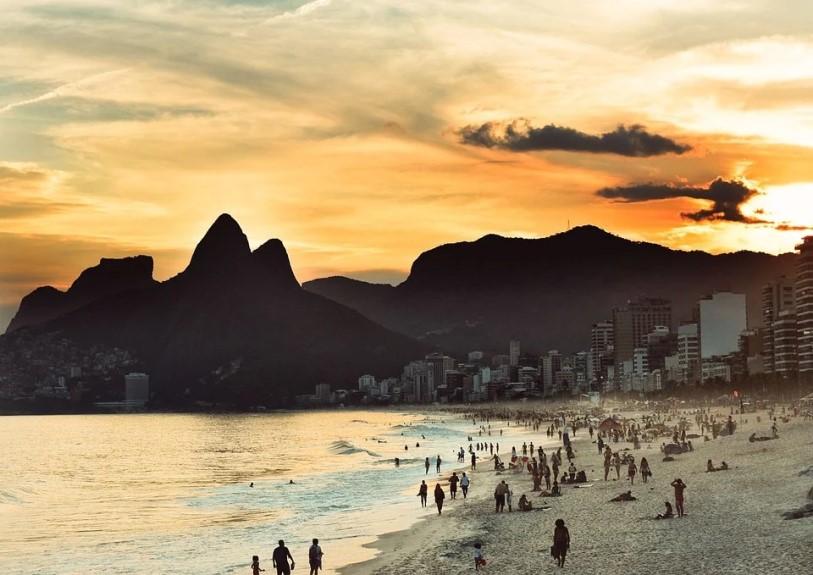 Praia de Ipanema, Rio de Janeiro